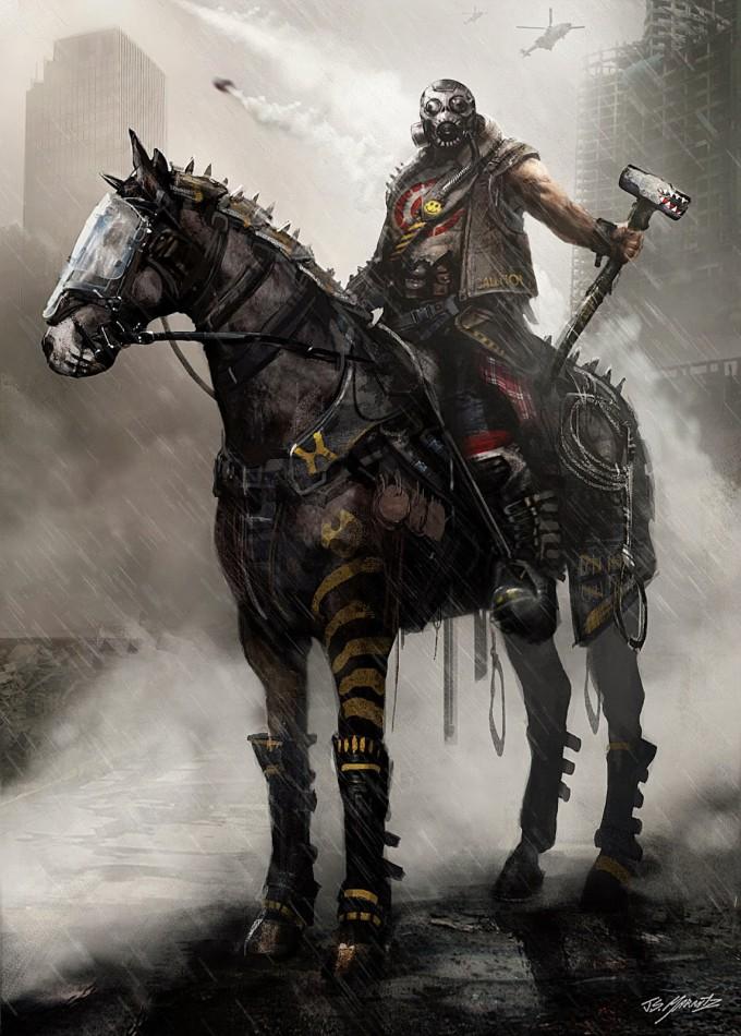 Metallica_Through_the_Never_Concept_Art_WarDemon_on_Horse_4