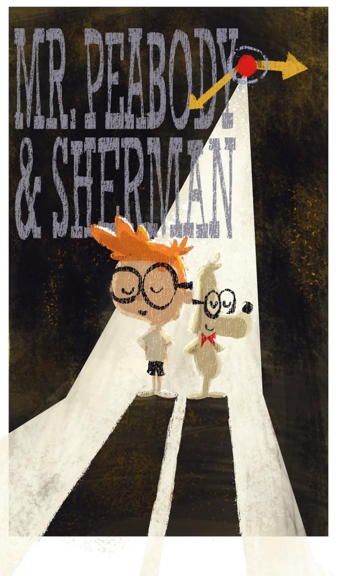Mr_Peabody_Sherman_Concept_Art_Bryan_Lashelle_Poster_idea_bl