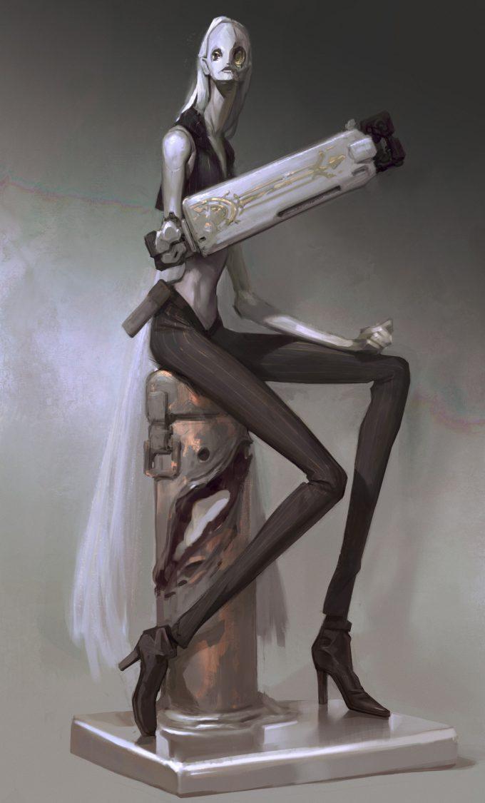 konstantin maystrenko concept art illustration ostl