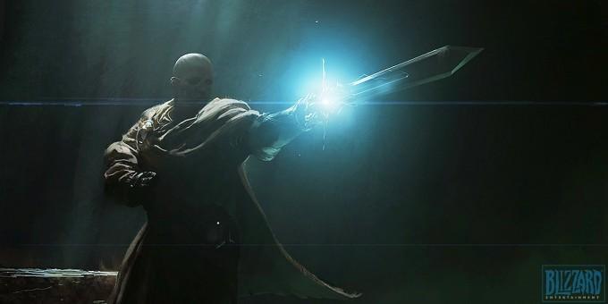 Blizzard_Entertainment_Concept_Art_DC_Tyrael_sword_refined_sketch