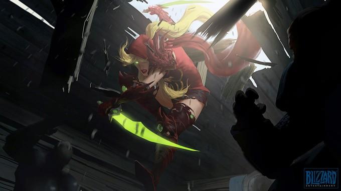Blizzard_Entertainment_Concept_Art_DC_Valeera
