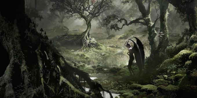 Disney_Maleficent_Concept_Art_Magical_World