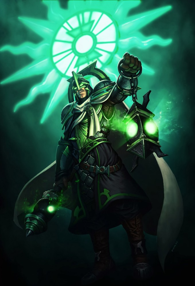 Infinite_Crisis_Character_Art_PG_Arcane_Green_Lantern