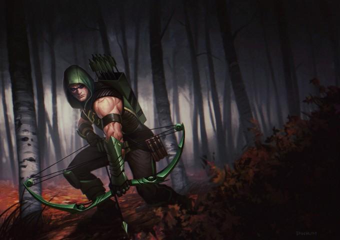 Infinite_Crisis_Character_Art_PG_Green_Arrow