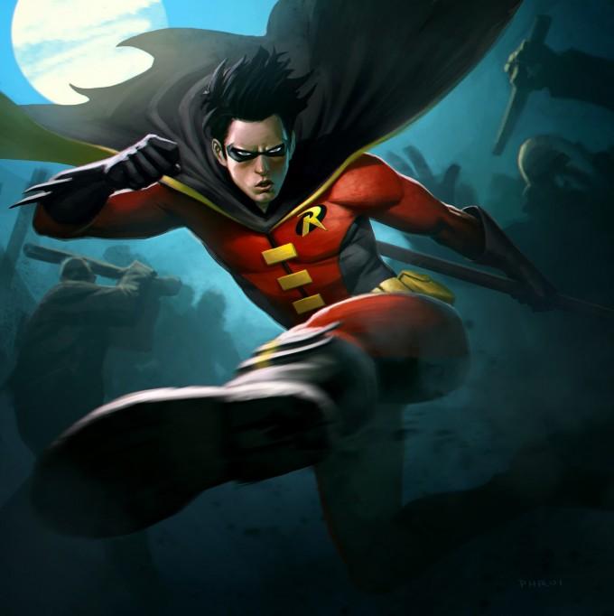 Infinite_Crisis_Character_Art_PG_Robin_Wallpaper_Art