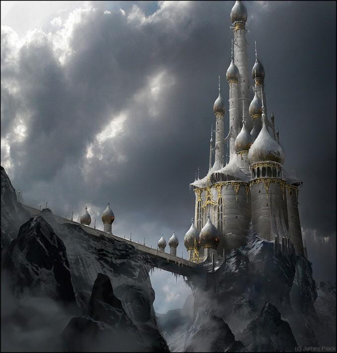 James_Paick_Concept_Art_Snow_White_Castle_001