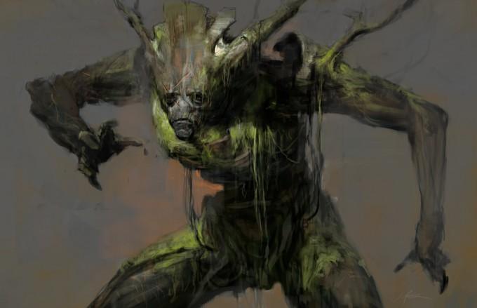 Jeff_Simpson_Tree_Man_Groot_Fan_Art