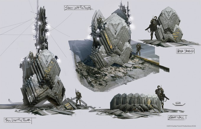 Levi_Hopkins_Infamous_2_Concept_Art_Concrete_Light_Rig_Props