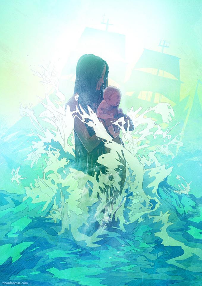 Ricardo_Bessa_Art_Illustration_Sail