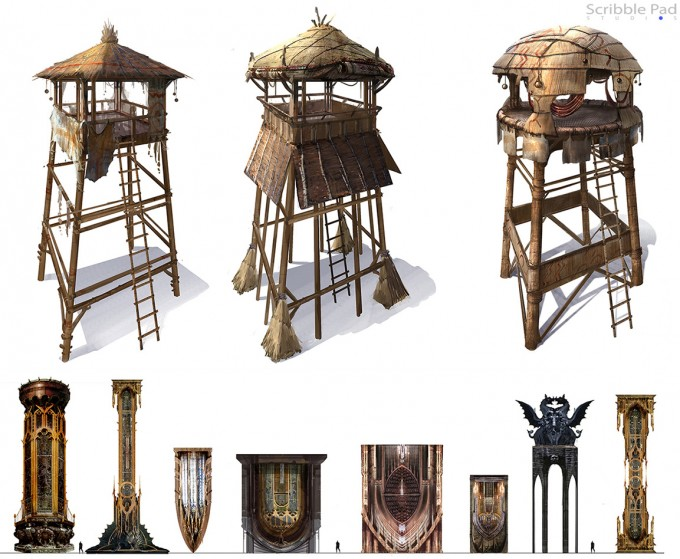 Scribble_Pad_Studios_Concept_Art_lineage_3_props_001