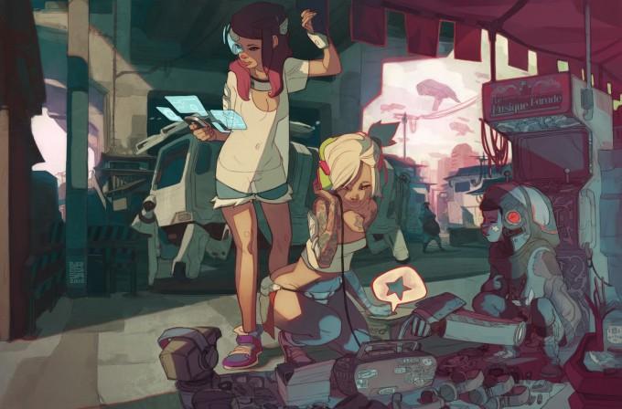 Sergi_Brosa_Concept_Art_Illustration_Tomorrows-Retro