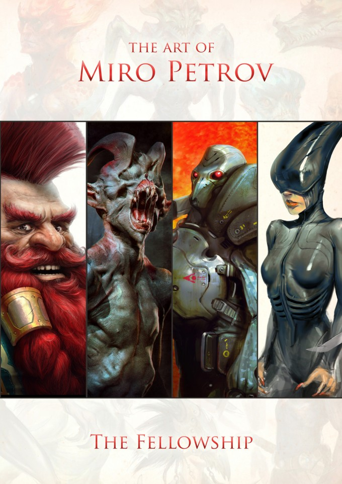 The_Art_of_Miro_Petrov_Cover_Art