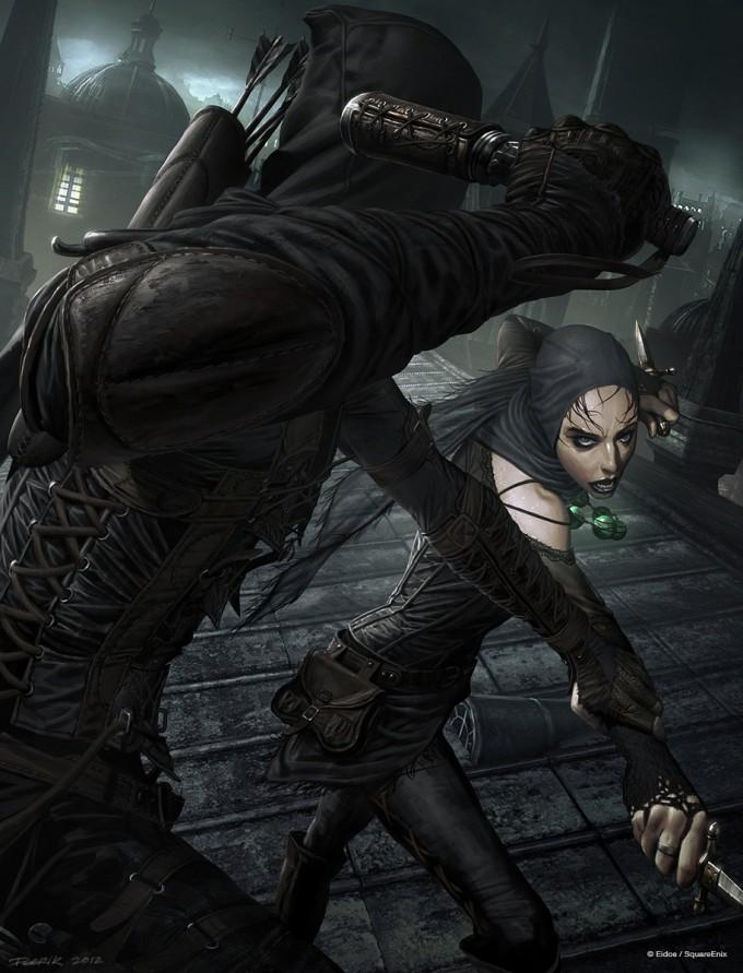 Thief_Game_Concept_Art_SteamBot_15_Ariel_Attacks_Garrett_Final