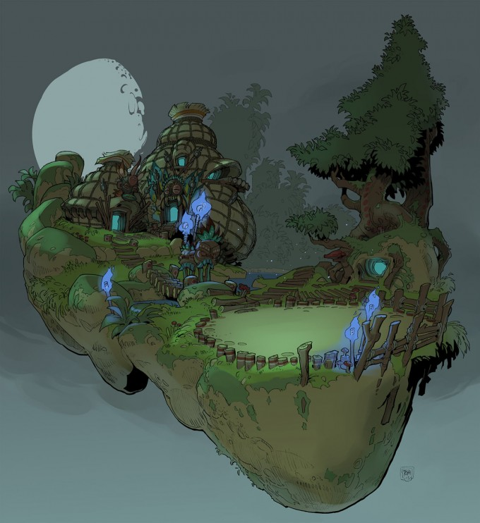 Toph_Gorham_Concept_Art_02_WitchDoctorHouse