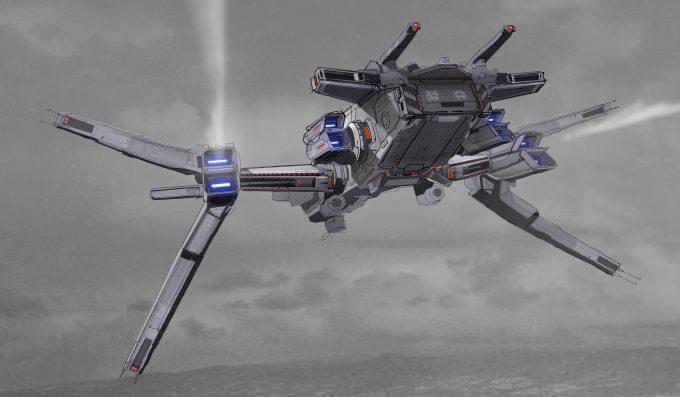 andrian luchian concept art andrian luchian concept art spacecraft2a