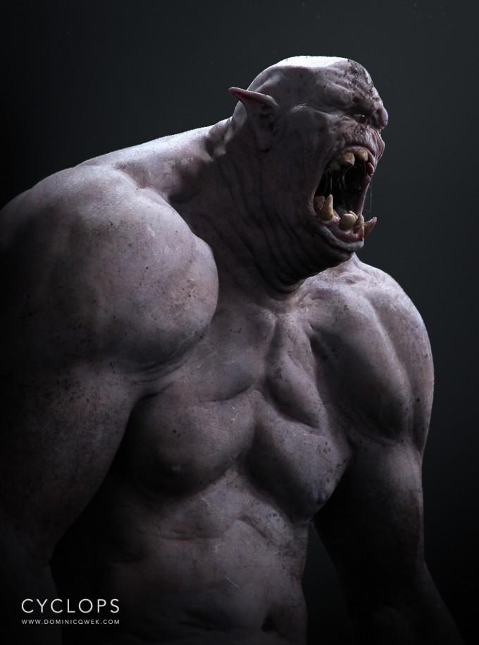 Dominic_Qwek_Creature_Character_Art_Cyclops