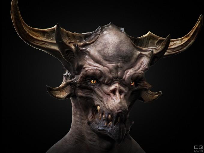 Dominic_Qwek_Creature_Character_Art_Demon
