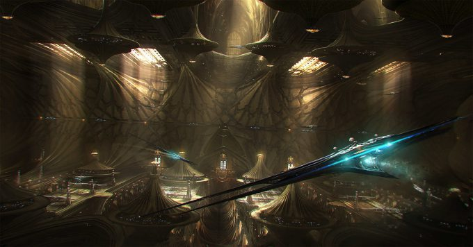 Emmanuel Shiu Concept Art Illustration ja