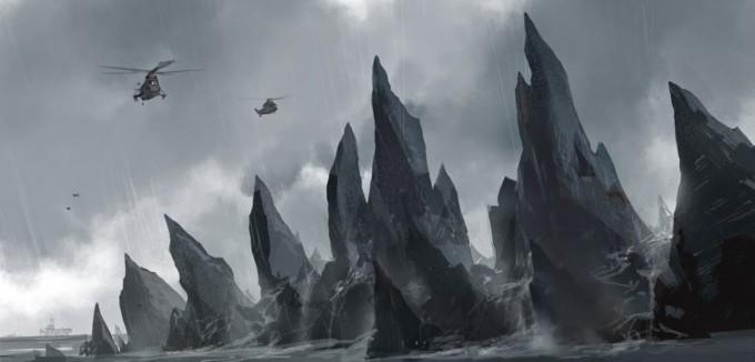 Godzilla_Concept_Art_01_Fins_Matt_Allsopp