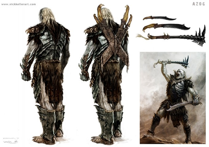 The_Hobbit_The_Desolation_of_Smaug_Concept_Art_Azog_Armour_Back_NK