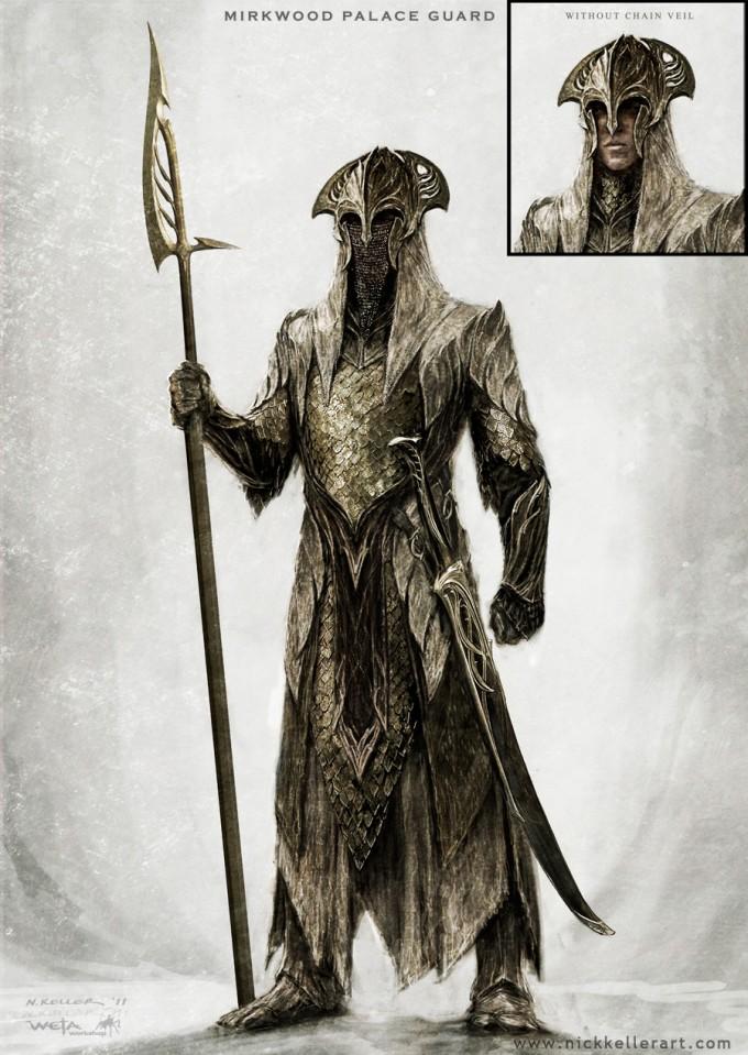 The_Hobbit_The_Desolation_of_Smaug_Concept_Art_Mirkwood_PalaceGuard_03_NK