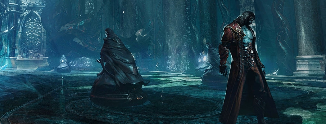 Castlevania Lords of Shadow 2 Concept Art CarlosNCT 01M