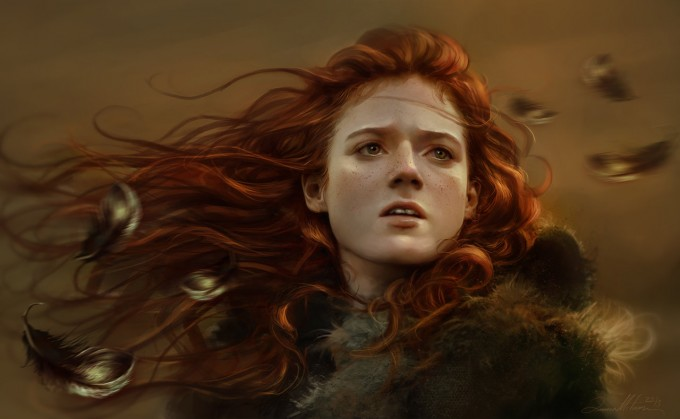 Game_of_Thrones_Concept_Art_Illustration_01_Ania_Mitura_Ygritte