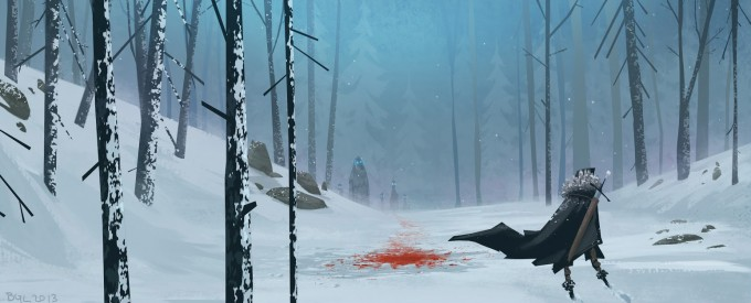 Game_of_Thrones_Concept_Art_Illustration_01_Bryan_Lashelle_Jon_Snow