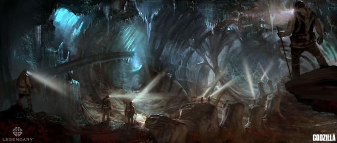 Godzilla_Concept_Art_Kan-Muftic_04_Cave