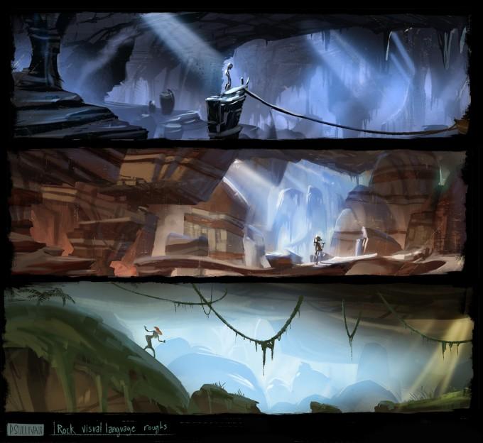 Paul_Sullivan_Concept_Art_Illustration_rock_sketches3