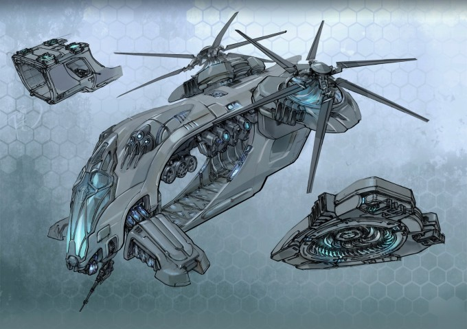 Yuanda_Yu_Concept_Art_Illustration_N2-copter