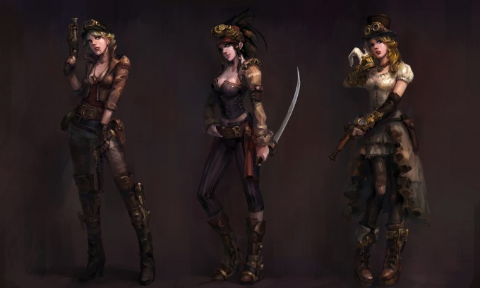 Yuanda_Yu_Concept_Art_Illustration_SOE_girls_process2F_s