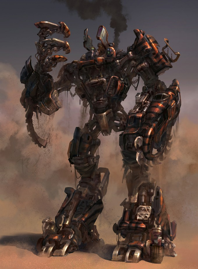 Yuanda_Yu_Concept_Art_Illustration_TribalMecha_s