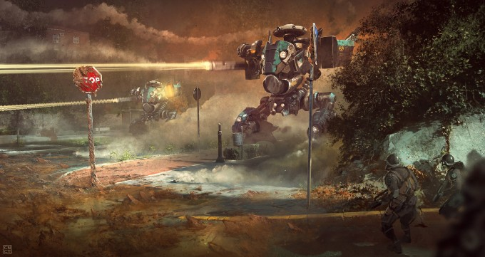Carlos_NCT_Concept_Art_Illustration_Mechas-on-Streets_medres