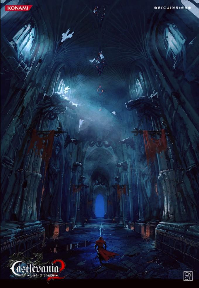 Castlevania_Lords_of_Shadow_2_Concept_Art_CarlosNCT_VoidCorridor