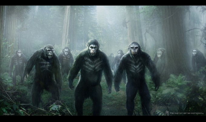 Dawn_of_the_Planet_of_the_Apes_Concept_Art_ASC_Hunting_Pack_01