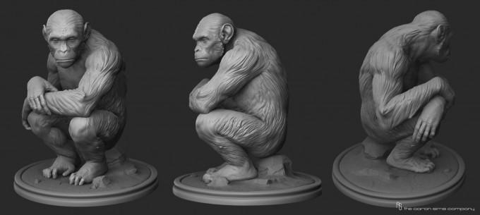 Rise_of_the_Planet_of_the_Apes_3DCaesarModelsittingonBase_v01