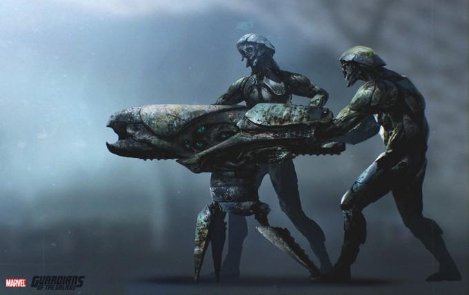 Guardians_of_the_Galaxy_Concept_Art_Marvel_MK_Badoon-Bazooka_13