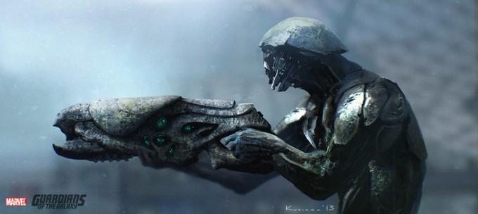 Guardians_of_the_Galaxy_Concept_Art_Marvel_MK_Badoon-Rifle_14