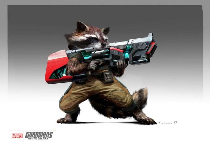 Guardians_of_the_Galaxy_Concept_Art_Marvel_MK_Rocket_Racoon-gun_01