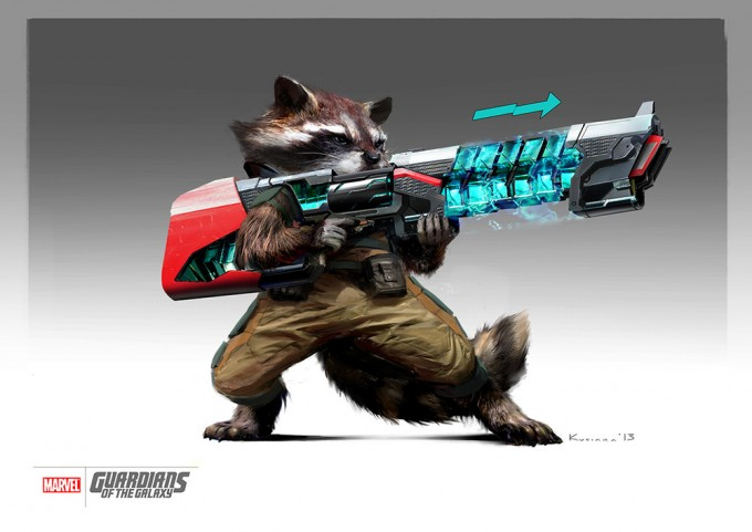 Guardians_of_the_Galaxy_Concept_Art_Marvel_MK_Rocket_Racoon-gun_02