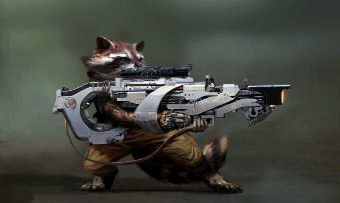 Guardians_of_the_Galaxy_Concept_Art_Marvel_MK_Rocket_Racoon-gun_03
