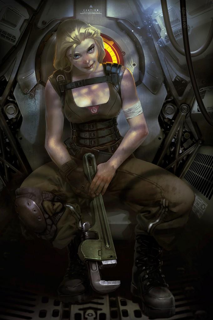Arman_Akopian_Concept_Art_Illustration_08_Smiling_armour