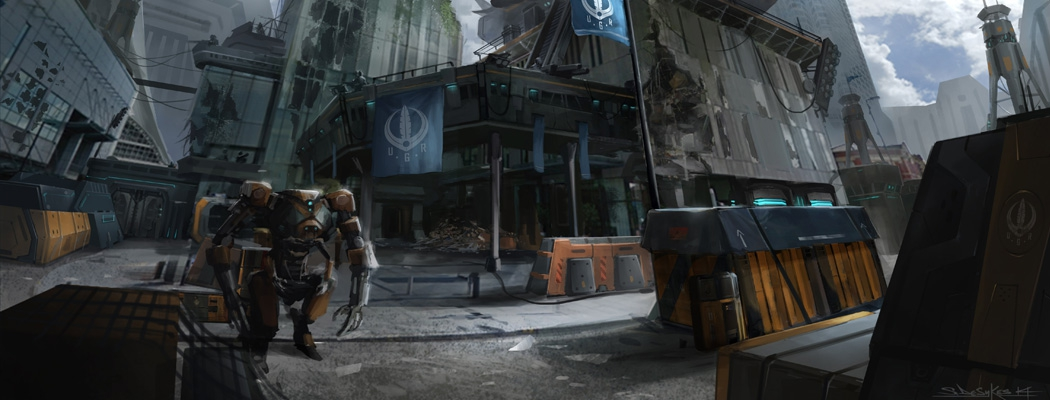 Beyond Flesh and Blood Concept Art 01M