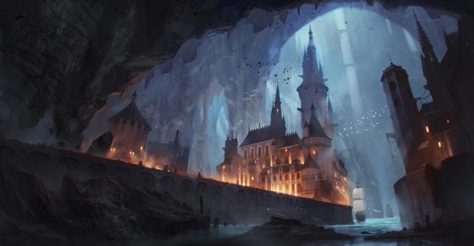 Boco_Bram_Sels_Concept_Art_Illustration_Subterranean-City
