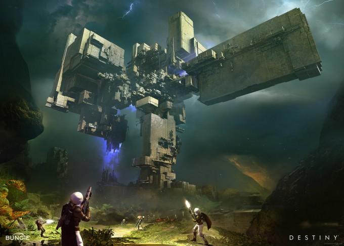 Destiny_Concept_Art_Jesse_van_Dijk_citadel2