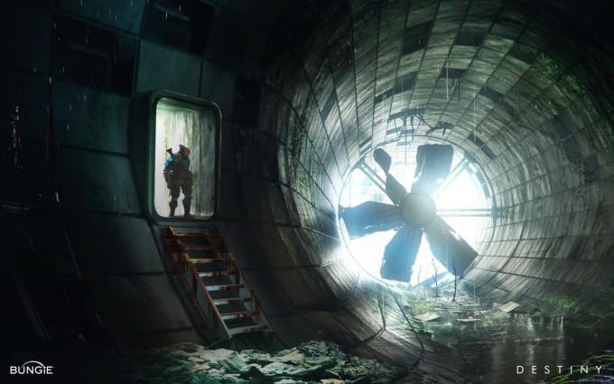 Destiny_Concept_Art_Jesse_van_Dijk_cosmo_wall_interior3