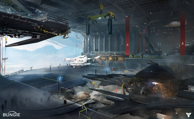 Destiny_Concept_Art_Jesse_van_Dijk_hangar