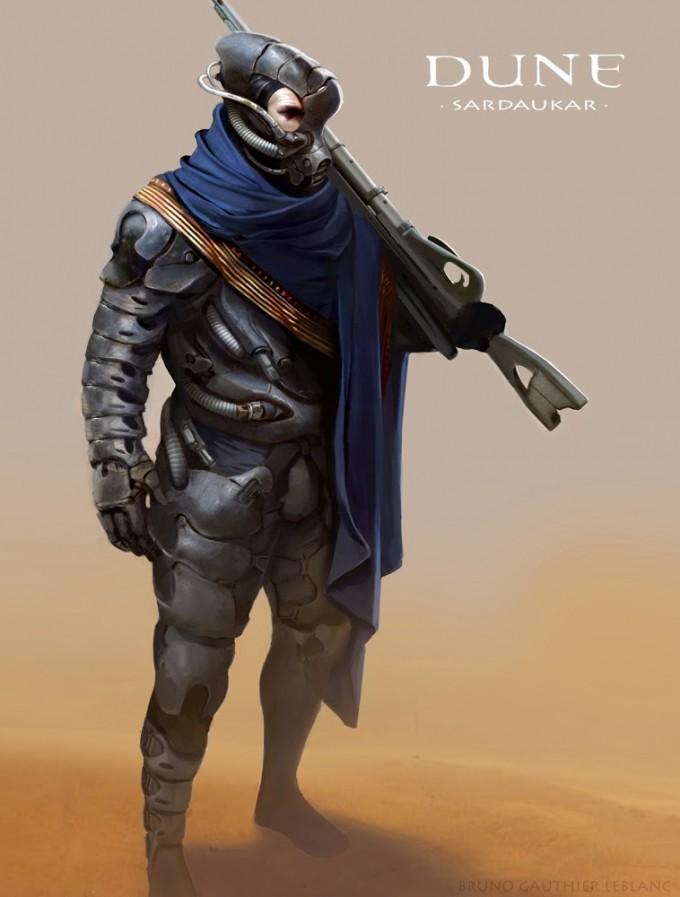 Dune_Concept_Art_Illustration_01_Bruno_Gauthier_Leblanc_Sardaukar