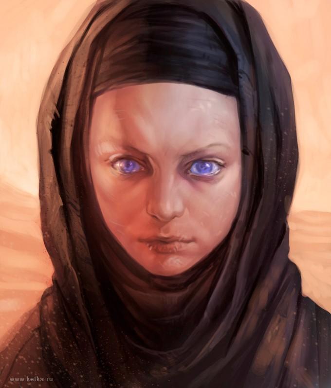 Dune_Concept_Art_Illustration_01_Maria_Ketka_Trepalina
